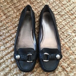 Coach driving shoes/ loafers